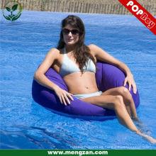 Popular comodidad sofá cama mini agua flotante bean bolsas sillas