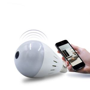 Indoor+Security+Hidden+Light+Bulb+Wifi+Camera