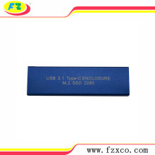 Eksternal M.2 NGFF SSD USB Drive Enclosure
