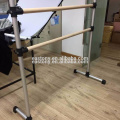 Aluminium Ballett Barre in 4ft mit Holzstange