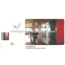 Restaurant Nounours, ascenseur, ascenseur