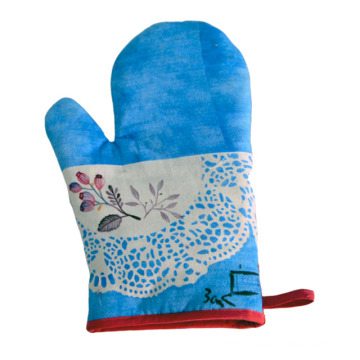 outdoor BBQ  fireproof kitchen oven gloves