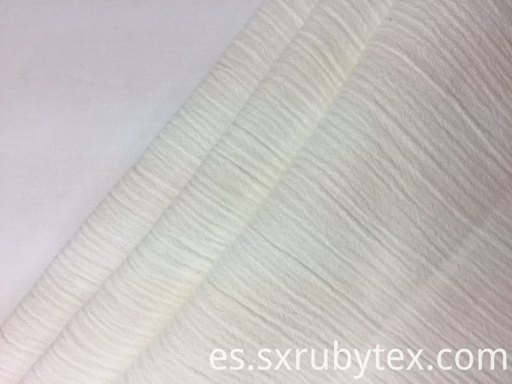Cotton Crepon Solid Fabric