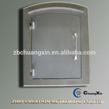 High quality die casting OEM aluminum mailbox