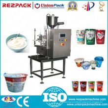 Rotary Plastic Cup Füllen & Verschluss Maschine (RZ-R)