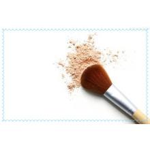 2015 novo produto profissional Kabuki logotipo personalizado pincéis de maquiagem