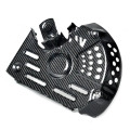 high quality twill plain Customized Carbon Fiber  Design Products custom carbon fiber parts