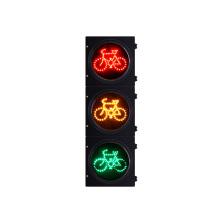 Bike Signals LED Traffic Light-Yellow Housing