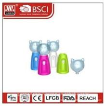 distributeur de jus en plastique
