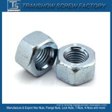 Medium Carbon Steel Grade 2h Heavy Hex Nut