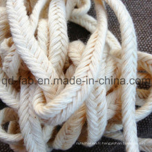 7mm Soft Organic Cotton Webbing