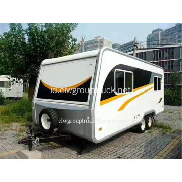 off road kemping motor tip trailer tenda