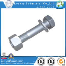 Light Steel Structure Bolt Hot DIP Galvanize (HDG)