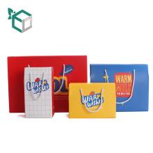 Mehrfarbenart-Imbiss-gewölbte Kasten-Verpackung