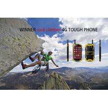 Felsenbergsteiger 4G TOUGH PHONE