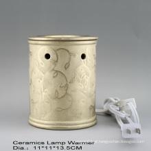 15CE23990 Aquecedor de fragrância elétrico banhado a ouro