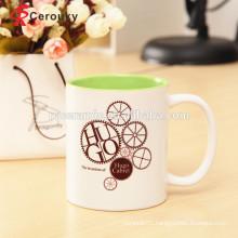 Hard carton packing drinkware type porcelain mug
