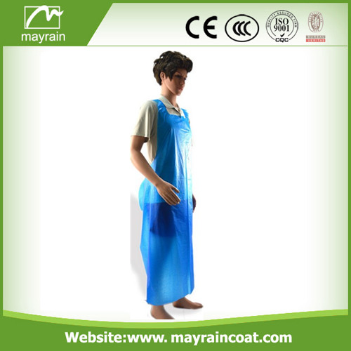 New Design PE Apron on Sale