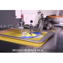 máquina de costura padrão de computador