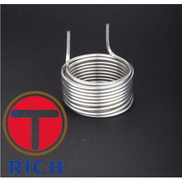 Stainless Steel Tube Machining Products For Condenser