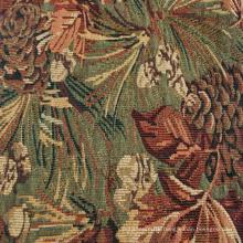 2016 Cotton Jacquard Woven Fabric for Sofa