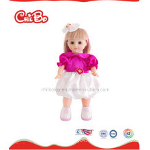 14 Inch China Girls Makeup Games Toy Doll