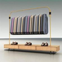 Clothes Display Equipment / Wood Clothes Display / Clothes Stand/ Clothes Rack