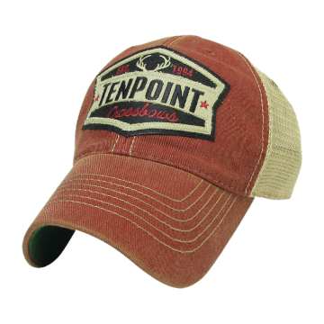 "CAPPELLO TENPOINT - RED ""EST. 1994"""