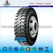 Neumáticos TBR de servicio pesado tipo tubo