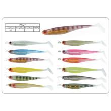 Soft Fish Shape Soft Lure
