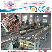 máquina de producción de techo de pvc