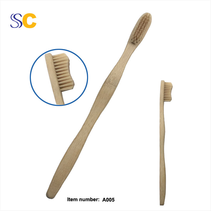 Bamboo Charcoal Toothbrush A005 1