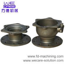 Kundenspezifische Aluminiumlegierung Schwerkraft-Druckguss, Schwerkraftguss