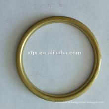 Arruela de vedação combinada usada para junta de tubulação de óleo, arruela de aço inoxidável