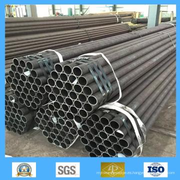 Tubo / tubería sin costura de acero al carbono estirado en frío fabricado en China