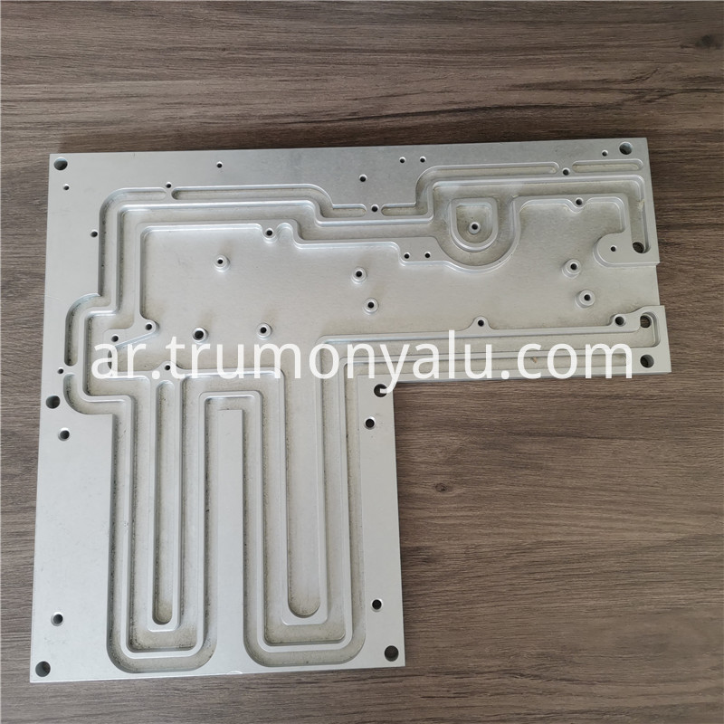 aluminum heat exchanger plate8