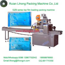 Gzb-350A Machine de conditionnement automatique de flux de sac de thé à grande vitesse de type Pillow
