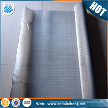 Malla de malla de alambre mallada de 400 mesh / paño de alambre