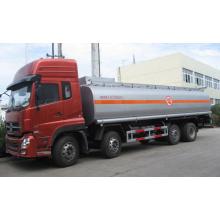 Diesel fuel tanker truck capacity 28cbm Dongfeng truck