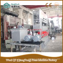 mdf moulding hot press machine / wood molding machine/ mdf skirting hot press machine
