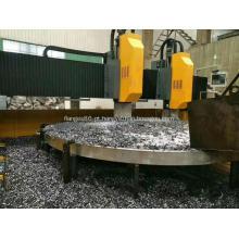 Máquina perfuradora de placa estrutural de aço CNC