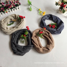 Acrylic Knitted Scarves Manufacturers