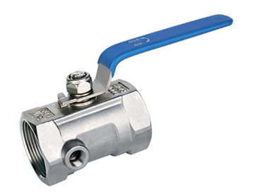 Threaded 2PCS Ball Valve