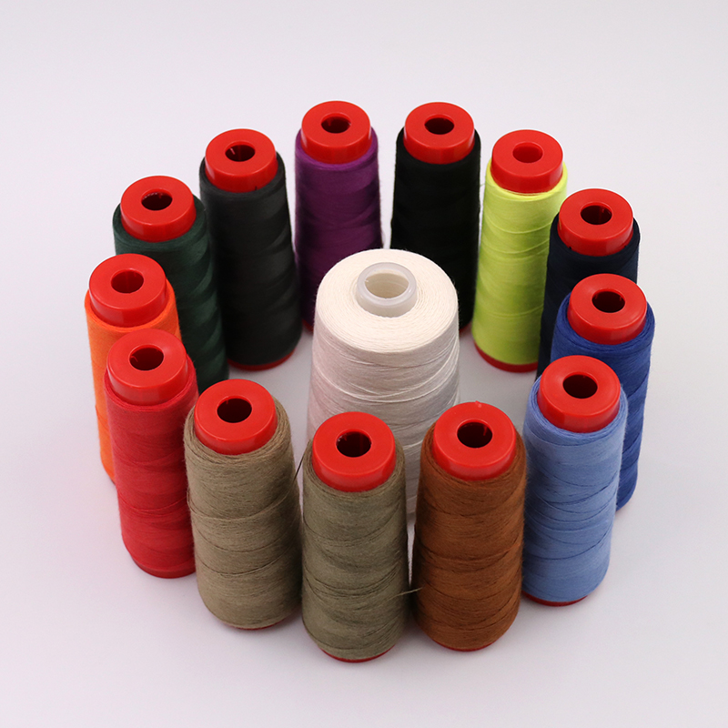 Fireproof Dyed Aramid Sewing Thread