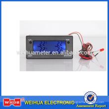 Digital Panel Meter with 4 panel Temperature Measurement PM6135