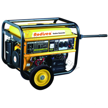 Generador eléctrico de la gasolina de la potencia eléctrica 220 / 380V 5kw / 6kVA con CE / Euii