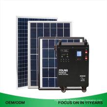 Strom-Solargenerator für draußen