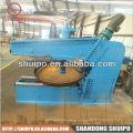 CNC Dished Metal Tank Head Spinning Machine