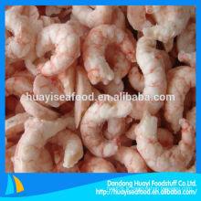 Crevettes rouges fraiches fraîches et congelées