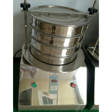 Diameter 300 mm testvibratorutrustning